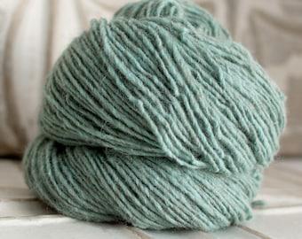 Organic O-Wool Local worsted wool alpaca yarn