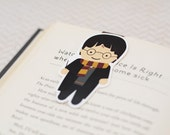 Wizard Magnetic Bookmark
