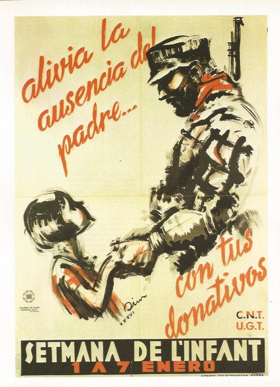 War Propaganda Spanish Civil Madrid Anti Fascist Socialism Spain Framed Print