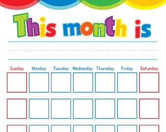 The Kids Calendar
