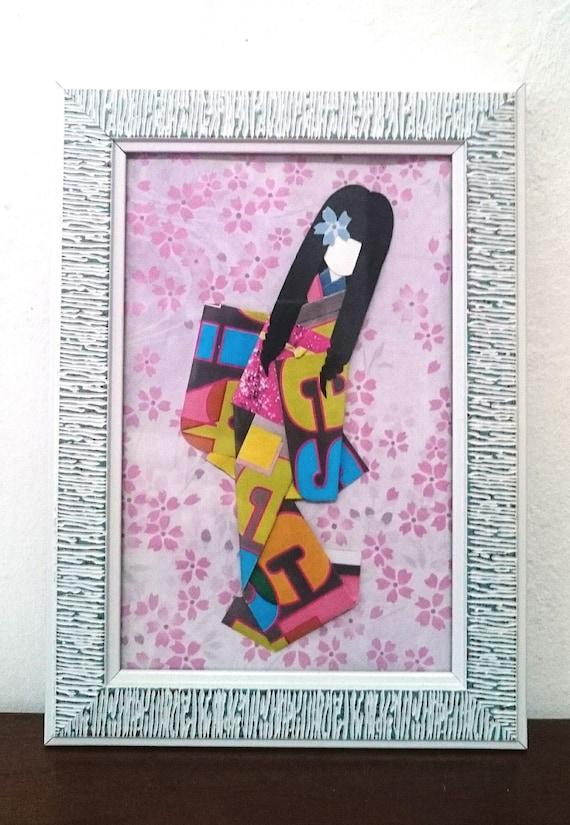 Origami Paper Kimono Patterns Large: Amazon.de: Tuttle Publishing ... | 825x570