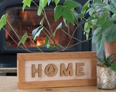 Maine State Sign, State Sign, Wooden Sign, Home Sign, Housewarming, Wedding gift