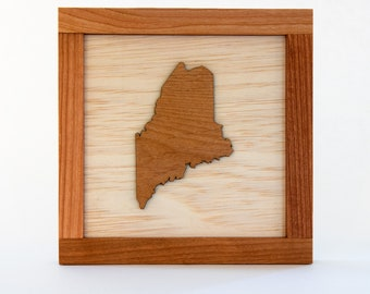 Your Home State Sign
