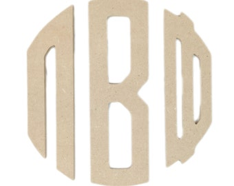 pi beta phi sorority 8 round monogram wood letter set pi phi