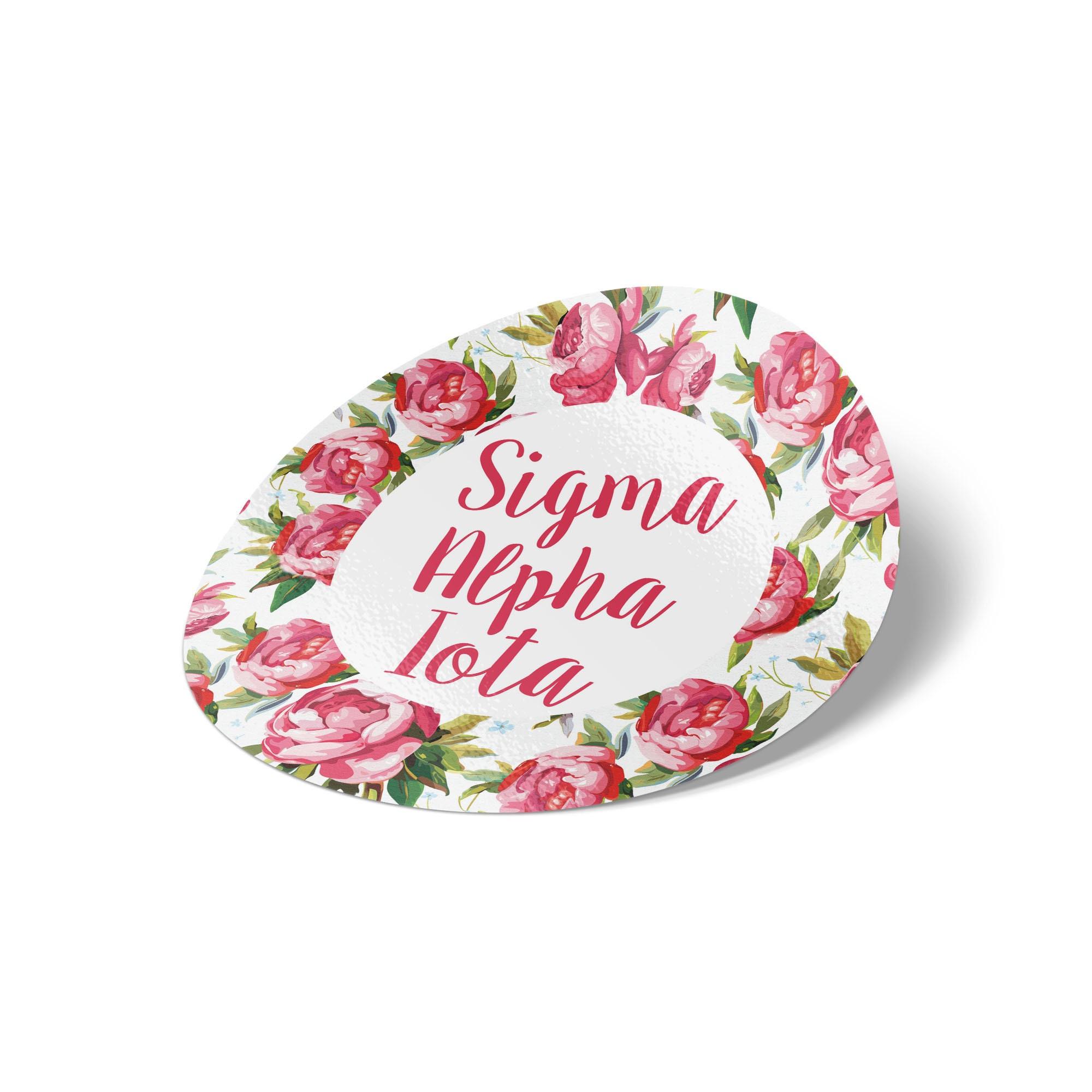 NEW! Sigma Alpha Iota Floral Flag 3/' x 5/'