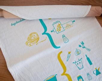 Dishcloth, ILLUSTRATED RECIPES