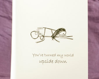 Funny Mature Adult Dirty Naughty Cute Love Greeting Card For Birthday Valentines Anniversary