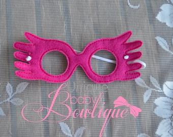 Luna Lovegood inspired mask