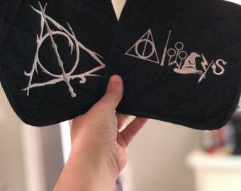 Magic Inspired Pot holders