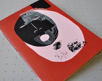 Dirmondau - Screen-printed Book