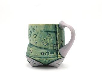 Footed Mug