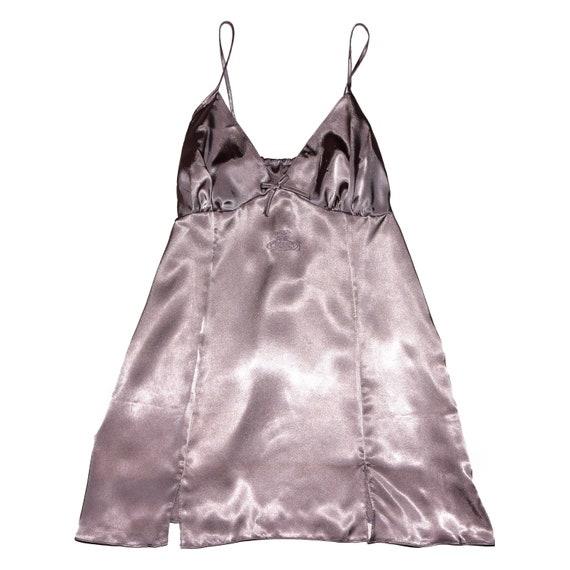 vivienne westwood lilac slip orb dress