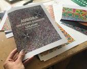 AURORA: The Flying Rainbow Lasagne visionary artwork ***pre-sale***