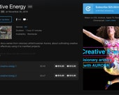 Creative Energy by Aurora