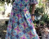 Full Length Chiffon Skirt