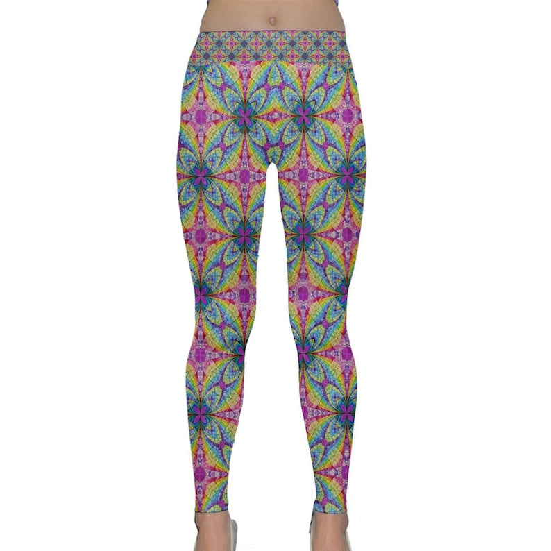 Supernumerary II Yoga Leggings image 0