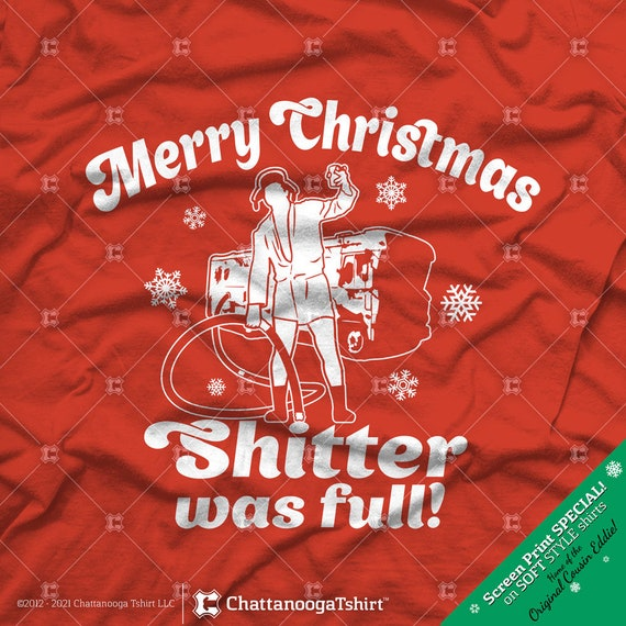 Cousin Eddie Merry Christmas Shitter/'s Full Flags Xmas Occasion Decoration Flag