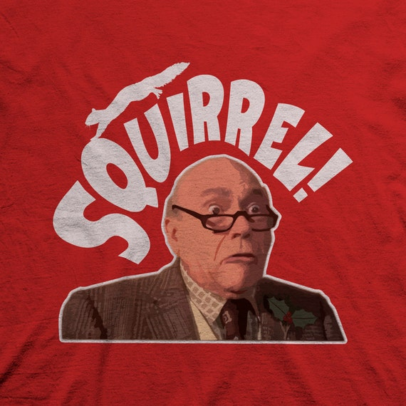 Squirrel! Christmas Vacation T-shirts