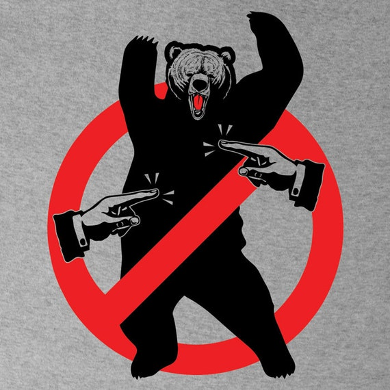 Don't Poke The Bear! T shirts from Chattanooga Tshirt
