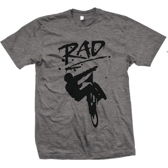 RAD Graffiti Tag Design Shirt