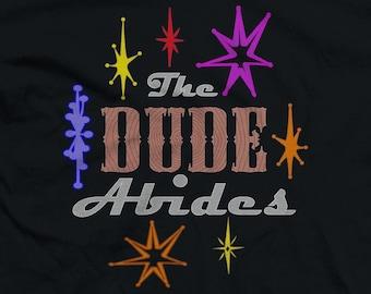 The Dude Abides - Dark Shirts