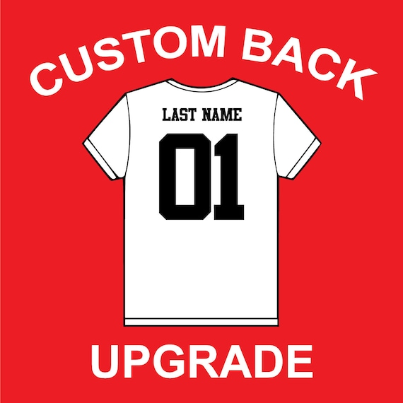 Add a Custom Back UPGRADE