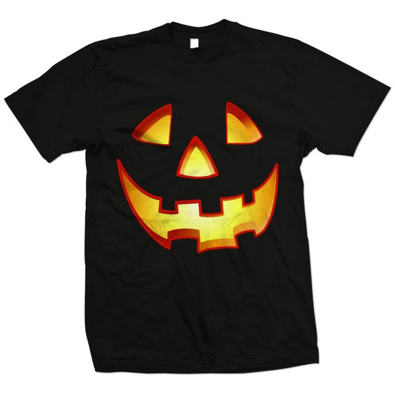 Night Pumpkin Halloween Costume T-shirt