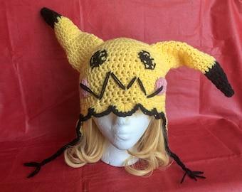 a7c5365fefd Mimikyu Pokemon Go Hat
