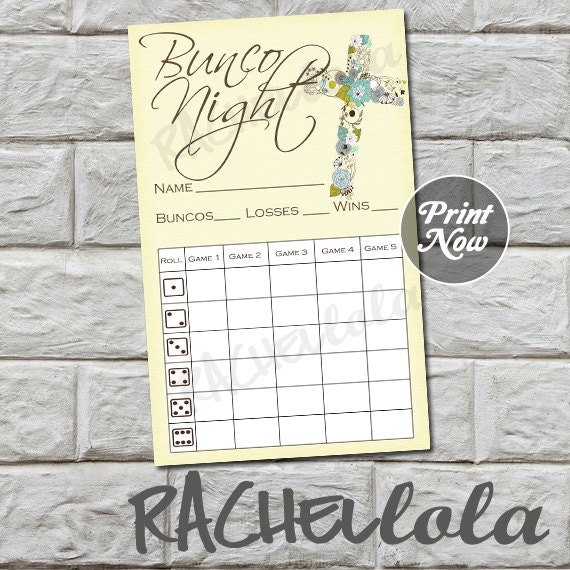 image about Religious Cross Template Printable named Cross bunco rating card, Rating sheet, Non secular Easter occasion