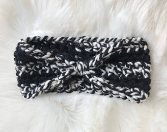 Adult Earwarmer Bow Headband