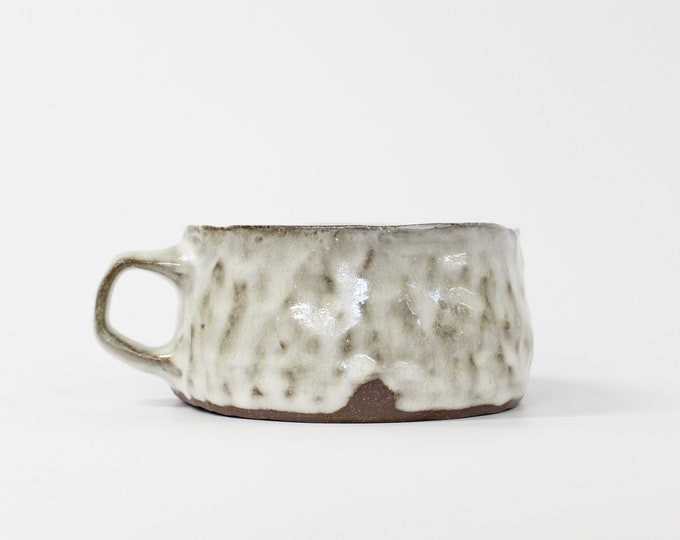 31. Toast Pinched Dipped Mug. 9oz.