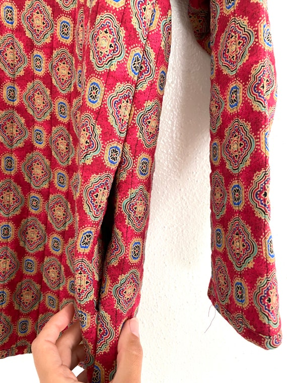 Quilted liner jacket - image 5