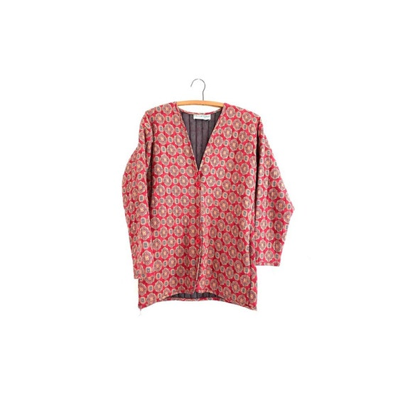 Quilted liner jacket - image 1