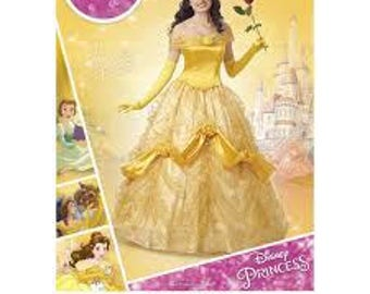 Simplicity 8406 Beauty and the Beast's Bell