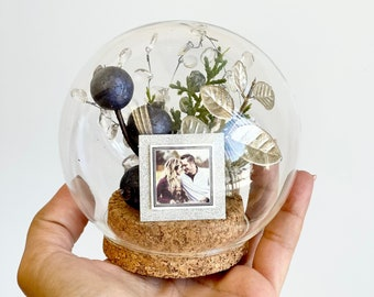 Christmas Gift, Christmas Custom Gift, Christmas Decoration, Handmade Christmas Gift, Dome, Christmas Wedding Favors, Favors For Guest