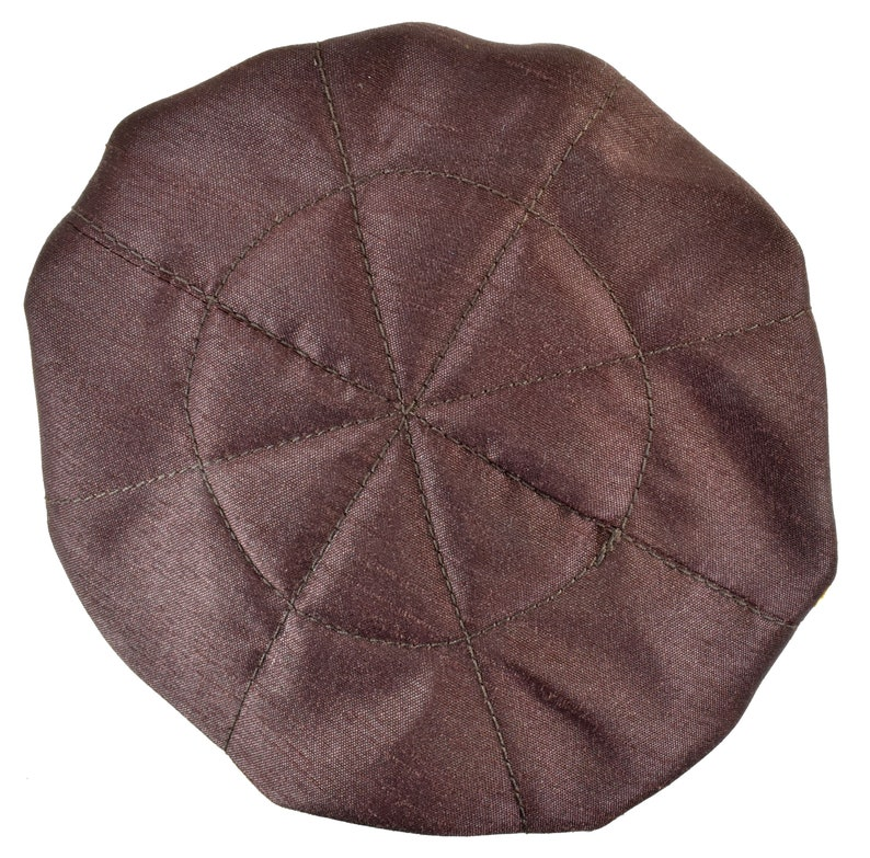 Small /& Large X-Small 6 Pockets Gold Brown Drawstring Jewelry Pouch 8 Pockets Poly Dupioni Silk