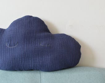 Cloud cushion blanket deco - the Briefcase to girls