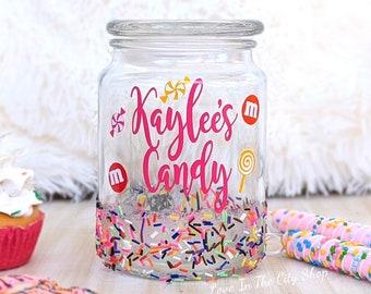 Candy Jar Etsy