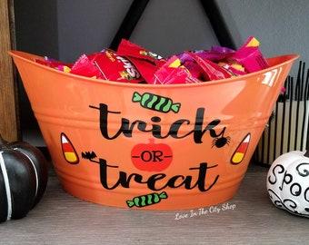 dfc8affe55b Halloween candy dish