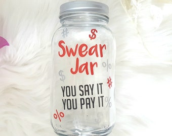 Swear Jar Etsy
