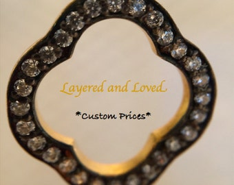 Custom Price / Add On / Ala Carte