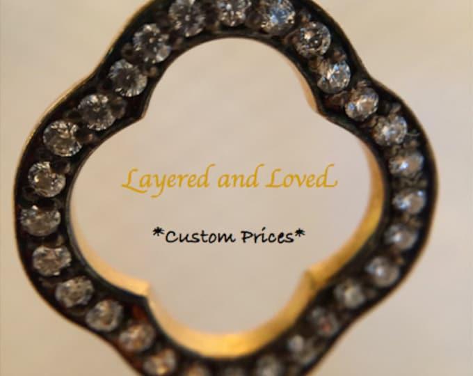 Custom Price / Add On / Ala Carte