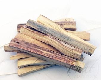 Palo Santo Sticks, Incense, Natural Incense, Ceremonial Grade Palo Santo, Natural Insect Repellent, Healing Incense, Palo Santo Incense