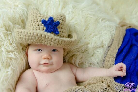 Baby Cowboy Hut Baby Cowboy Kostüm Häkeln Baby Cowboy Hut Etsy