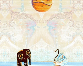 Elevated Matter - a MicroCosmic StillLife Journey - Artprints on Poster, Canvas & Original Mixed Media