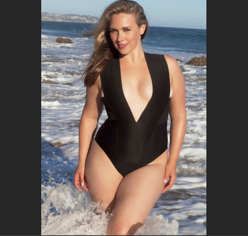 5b06d0ffbd0 Plus size Bandage swimsuit/ bathing suit one piece, swimwear, Top selling  bathing suit