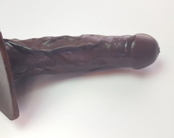 BJ  Dildo#1020-Hand Painted Silicone-Mature-Adult Toy-Designed to Suck