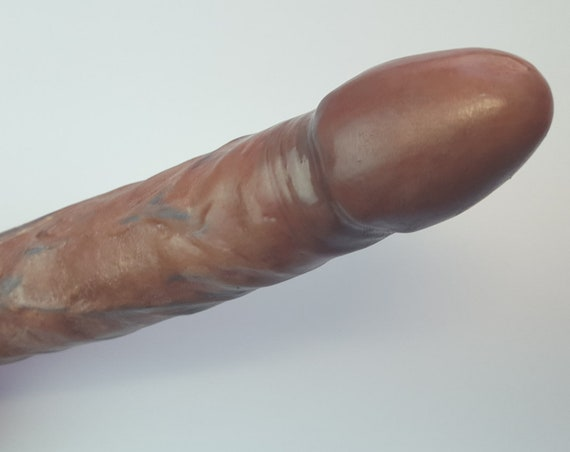 OMEN VII Dildo #1009-Hand Painted Silicone-Mature-Adult Toy