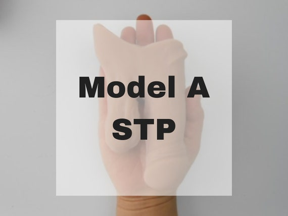 Model A STP - FTM - Platinum Silicone - Mature - Prosthetic - Transgender