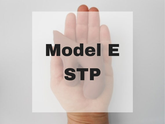Model E STP - FTM - Platinum Silicone - Mature - Prosthetic - Transgender